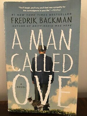 A Man Called Ove Very Good Fredrik Backman