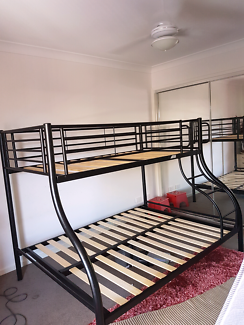 Double bunk bed for sale