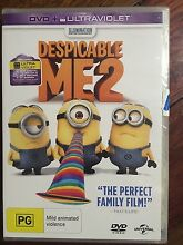 Despicable Me 2 DVD Mitchelton Brisbane North West Preview