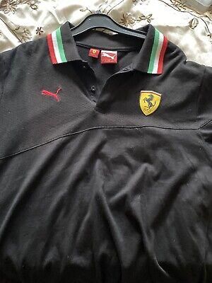 Puma Ferrari T-Shirt - Large