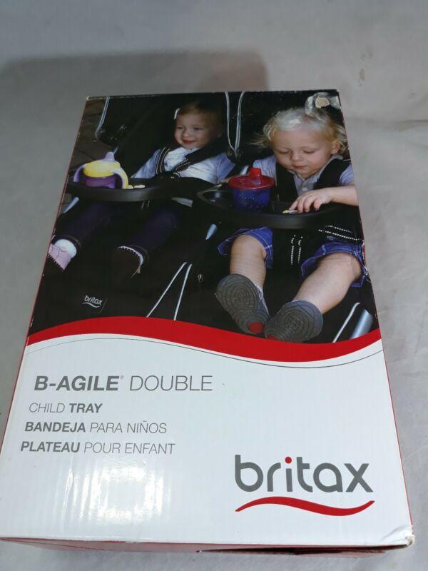 Britax B-Agile Double Stroller Child Snack Tray