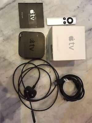 Apple TV (3rd Generation) HD Media Streamer  1080p 8GB - Model A1469