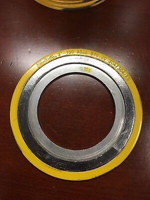 "Spiral Wound Gasket 3"" 150# CS/FG/304SS"