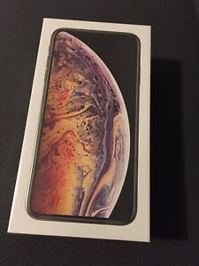 Iphone Xs Max 64gb gold new sealed