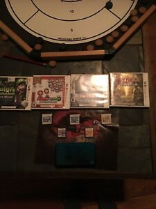 3ds and 9 games