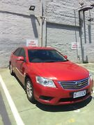 Toyota Aurion 2009 AT-X Adelaide CBD Adelaide City Preview