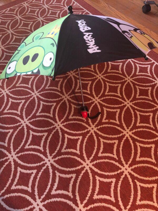 Kids Angry Birds Umbrella