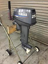 YAMAHA 25HP OUTBOARD Beresfield Newcastle Area Preview