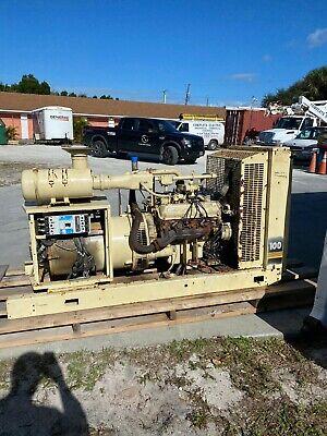 100kw Kohler Generator