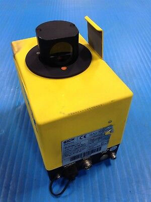 Used Sick Rls100-1111 Rotating Laser Scanner 6022627 H7