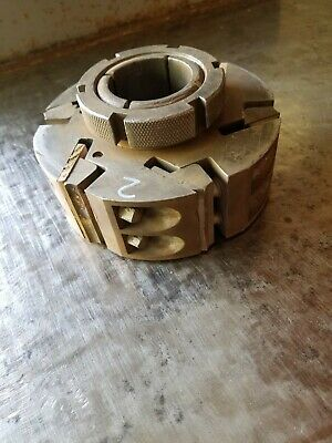 Moulder Cutter Head For Wood Milling