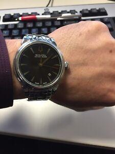 Bulova Accutron Automatic watch power reserve