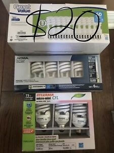 Light bulb brand new in box