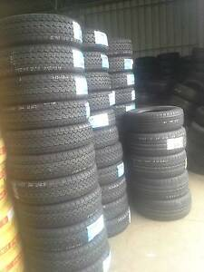 cheap brand new commercial tyres for van, ute, 4wd and truck Dandenong Greater Dandenong Preview