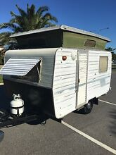 Poptop Caravan - 11ft Vintage/Retro (Registered) Fulham Gardens Charles Sturt Area Preview
