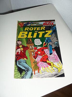 Comic Comicheft - Supermann präsentiert Roter Blitz - Sonderheft Nr.44