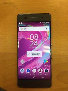 Near mint Sony Xperia XA, unlocked $175