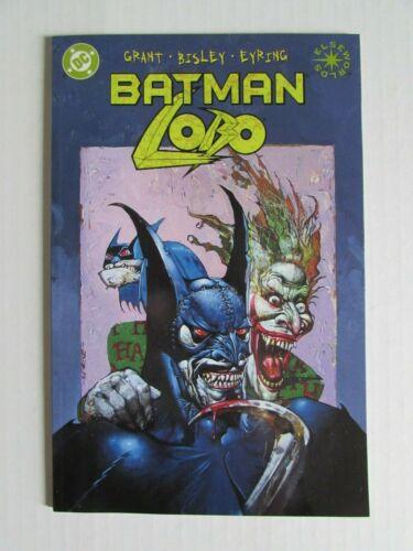 Batman/Lobo #1 (2000) DC Comics One-Shot TPB 1st Print NM 9.4 EC071