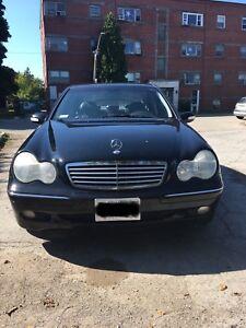 2003 Mercedes-Benz C240 4Matic