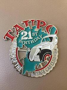 Automotive Branch of the Vintage Car Club of NZ-Taupo 21st B'day Latrobe Latrobe Area Preview