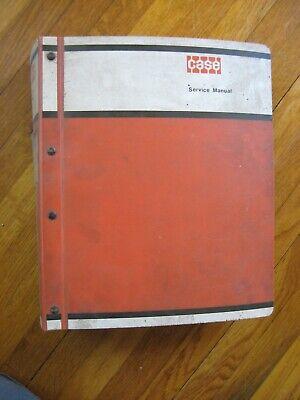 Case 580 Ck Series B Tractor Backhoe Loader Service Repair Manual Original