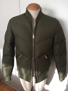 MEN'S DOWN-FILLED WINTER JACKET
