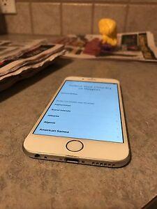 Silver iPhone 6 128gb London Ontario image 3