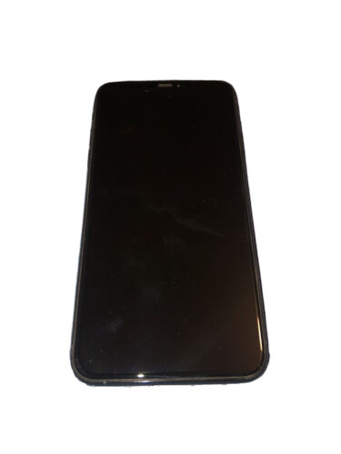 Apple IPhone 11 Pro Max - 256GB - Space Gray AT T A2161 CDMA GSM  - $265.00