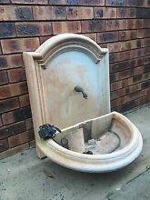 Water fountain bird bath Miranda Sutherland Area Preview