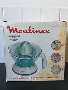 Moulinex Vita Press Electric Juicer Bulleen Manningham Area Preview