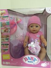 Baby Born ( girl toy ) Campbelltown Campbelltown Area Preview