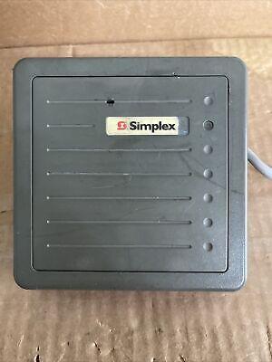 Hid Simplex 5455bgn00-s1291 Prox Pro Ii Proximity Card Reader Used