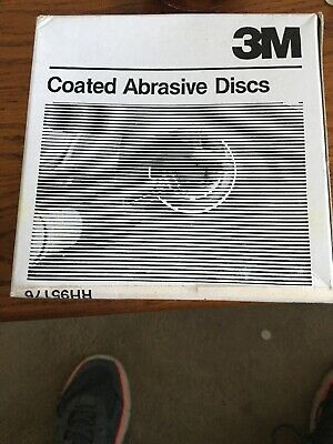 "Arena 3M Revestido Abrasivos Discos Rh 95176 15mic Grado 5"" X Nh..."