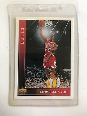 Michael Jordan 93 94 Upper Deck Card #23