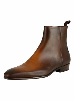 Jeffery West Men's Capone Shoes, Brown