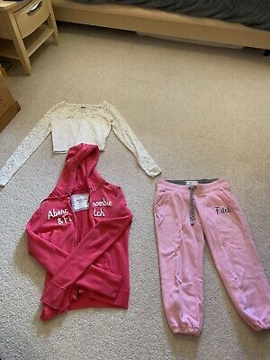 Abercrombie And Fitch Ladies Bundle, Casual Wear