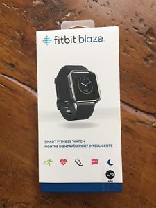 Fitbit blaze - New  never used - low price