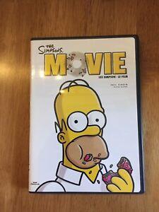 Les Simpsons le film (dvd)
