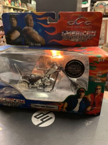 Orange County Choppers POW/MIA Chopper Die Cast