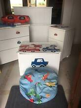 Boy Bedroom furniture Set - Cars & Trucks theme Helensvale Gold Coast North Preview