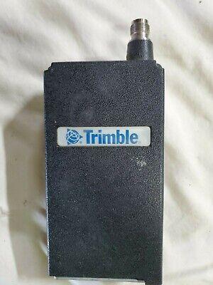Trimble External Radio Georadio 2.4 Blue Dot For Total Station Gps 5600 2.4gz