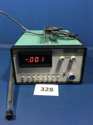Walker Scientific Inc. MG-3D Gaussmeter