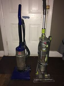 2 vacuums for sale
