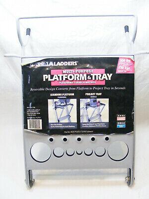 Gorilla Ladders Multi Purpose Platform And Tray