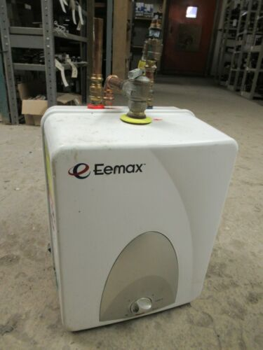 EEMAX EMT2.5 STORAGE TANK WATER HEATER 150 PSI  2.5 GALLON 1440 WATT 120 VAC