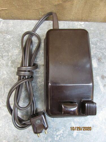 Singer Sewing Machine  Foot Pedal Controller 194828-Rare VINTAGE