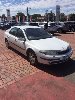 2004 Renault II Laguna Automatic Epsom Bendigo City Preview