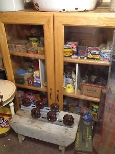 Large Outdoor Antique & Collectibles Sale!