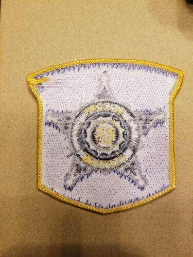 U.S. Secret Service Old Star Patch Special Agent Uniformed Division White House - $14.21