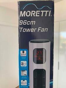 Moretti Tower Fan 96 cm